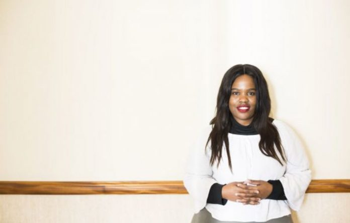 'Giving back is very important to me because I am from Alex and people saw my potential along the way and helped me to get to where I am now' — Smangele Mbatha.