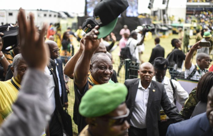 Send us in: President Cyril Ramaphosa's thuma mina campaign kicked off in Tembisa on Friday. But will he manage to corral enough ANC supporters behind his unity campaign?
