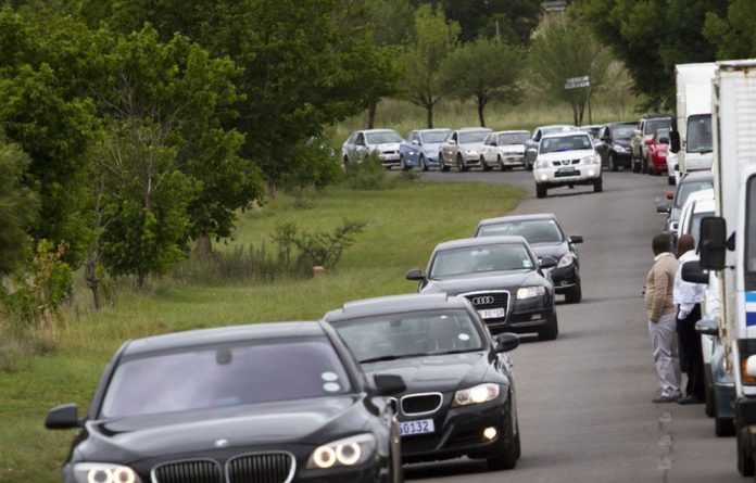 The South Africa Social Security Agency reportedly spent more than R10-million on bodyguards for top personnel.