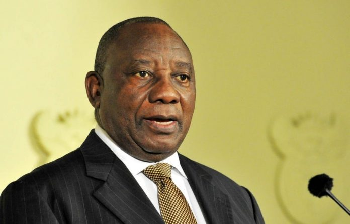 President Cyril Ramaphosa needs to formulate a long term strategy for economic growth with an eye on the 2019 elections.