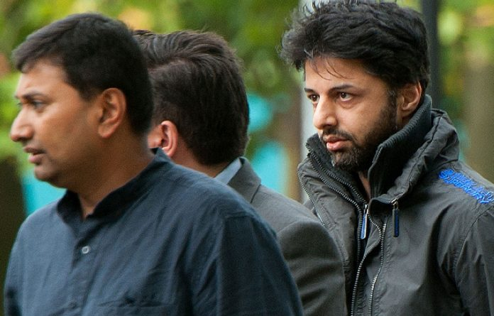Murder accused Shrien Dewani.