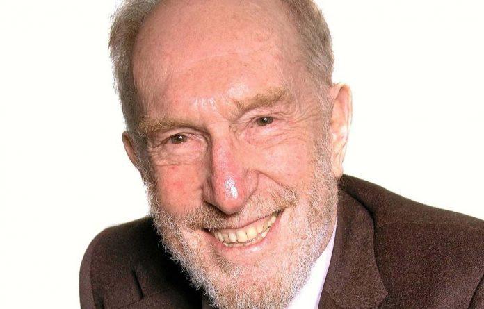 Making science work for the environment: Professor David Glasser.