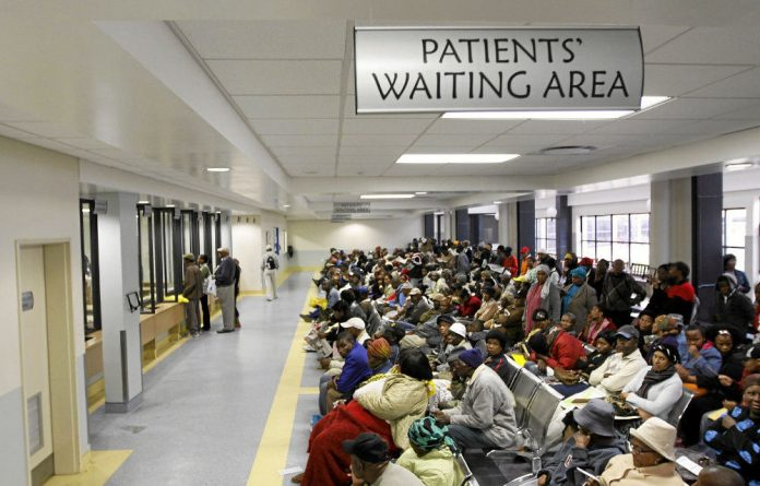 Need for balance: More than 45–million South Africans do not have access to adequate health care.