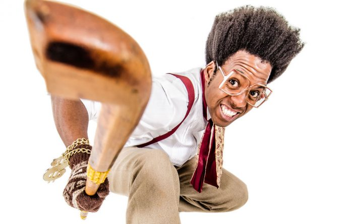 Xhosa rapper iFani.