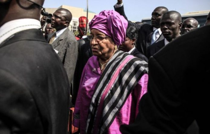 Ellen Johnson-Sirleaf has shown that it is possible to be a legend no matter how small your area of influence is.