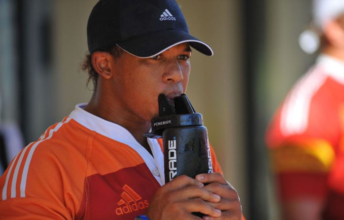 Springbok flyhalf Elton Jantjies has returned to play for the Lions.