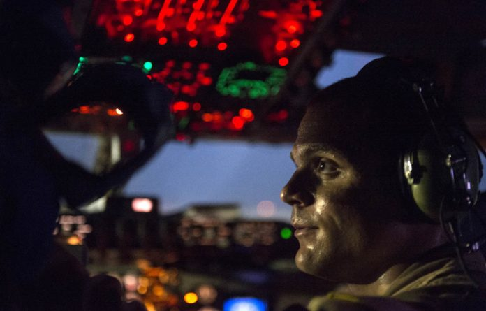 Airman Kevin Haggith is part of US operations in Iraq.