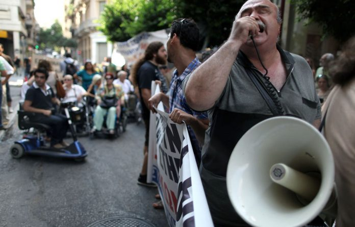 Greek Finance Minister Yannis Stournaras said a decline in tax revenue and spiralling unemployment would deepen the country's four-year recession.