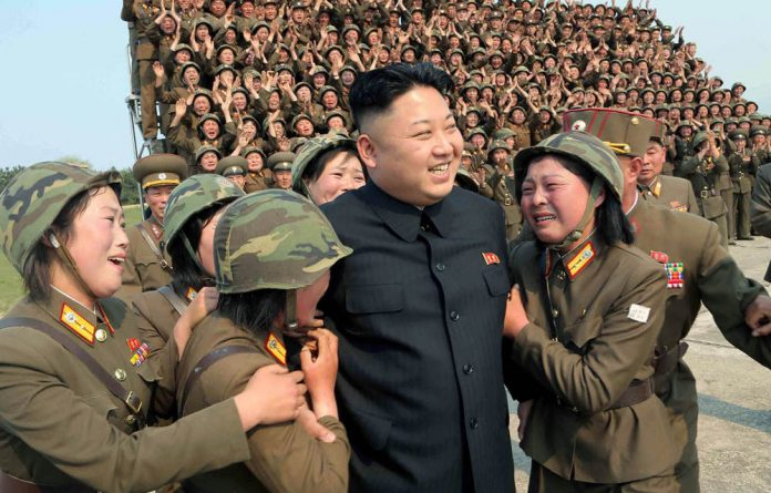 North Korean watchers say the country's leader