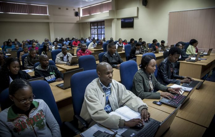 The academy offers rigorious learning programme to graduates.
