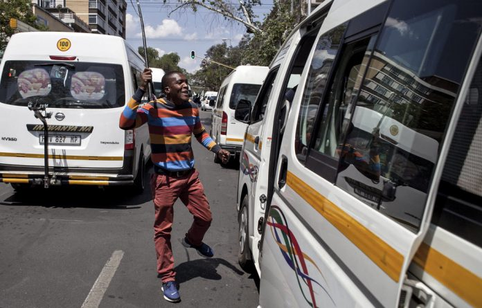 Taxi operators are on strike over the format of its pre-elective conference which was expected to be held on August 6.