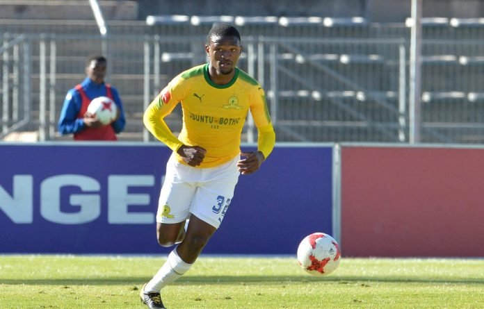South Africa were immediately in control as Motjeka Madisha scored from the spot and Pieterse saved the first effort from the visitors.