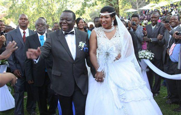 Zimbabwean Prime Minster Morgan Tsvangirai