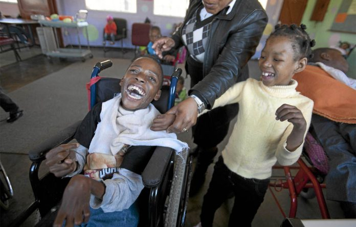 The Nkanyezi Stimulation Centre in Soweto waited for four months for its funding from the Gauteng department of health and social development.
