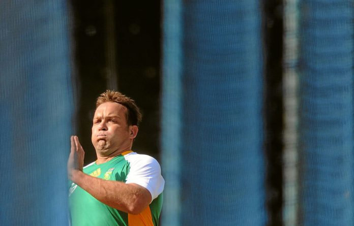 A rest in New York seems to have done wonders for Jacques Kallis.