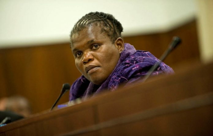 Faith Muthambi was meant to become the mouthpiece for the government but infighting has made the communications department unworkable.