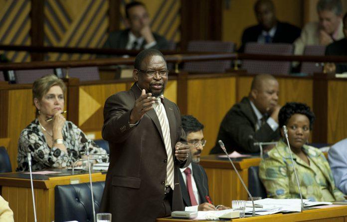 ANC head of economic transformation Enoch Godongwana.