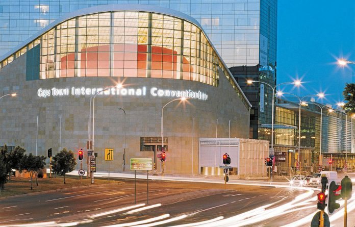 The Cape Town International Convention Centre has been judged as 'streets ahead' in meeting its greening targets.