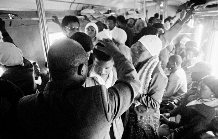 Memories: In his series Train Church