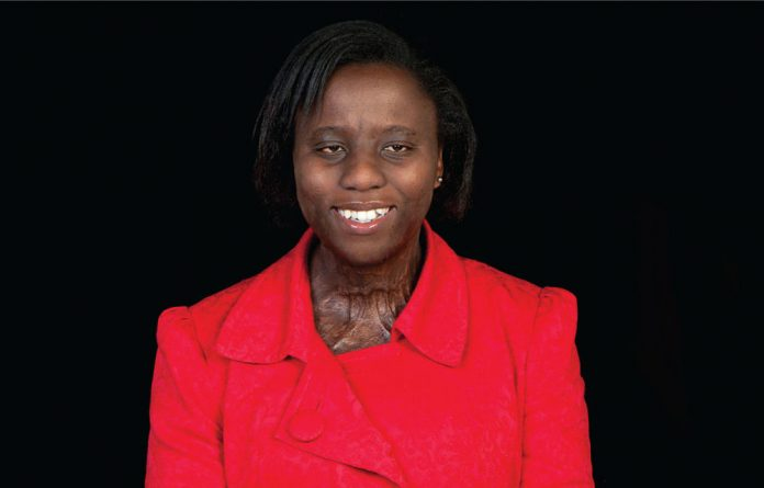 Mitta Lebaka is a social worker manager at the charity Children of Fire.