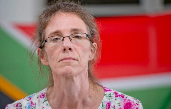 Yolande Korkie was released after being held captive for seven months in Yemen.