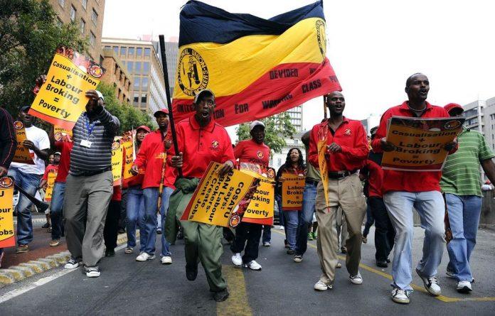 Cosatu wants a solution to the deadlock over public service wage negotiations as soon as possible.