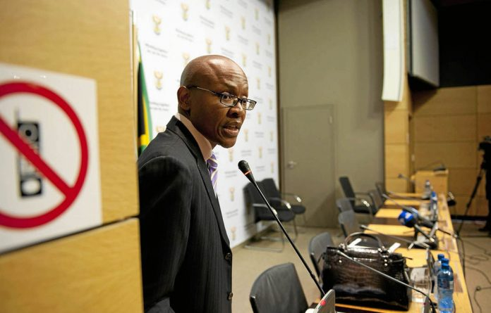 Jimmy Manyi's time as government spokesperson has ended.