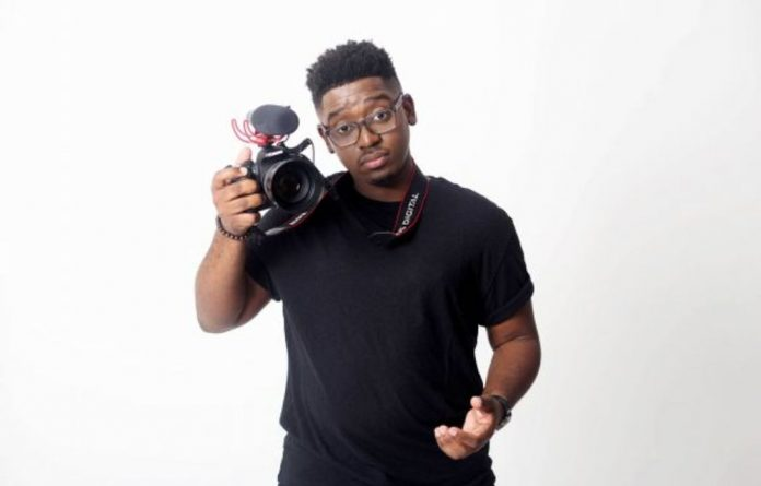 Sibu Mpanza's videos have drawn an audience and now he also has other gigs and a portfolio of clients