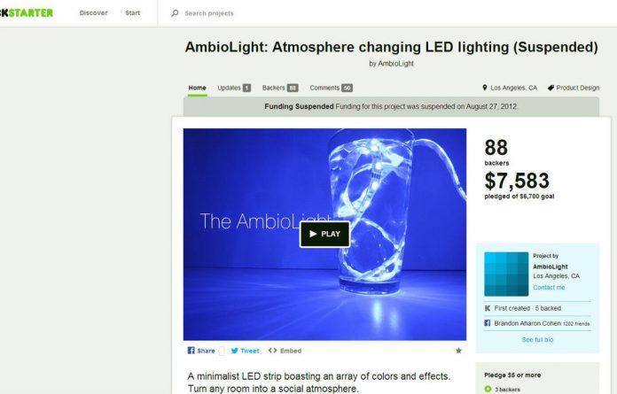 The AmbioLight