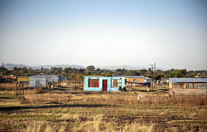The Bapo Ba Mogale community of about 30 000 people live on one of the Earth's greatest treasures