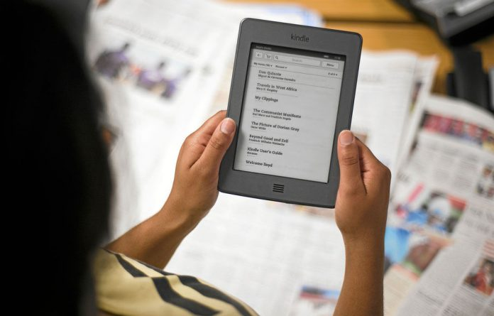 Smart answer: Textbooks could be downloaded