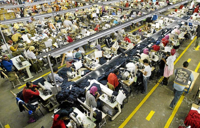 The problem with Lesotho's textile factories is that they have not empowered the local population in any meaningful way
