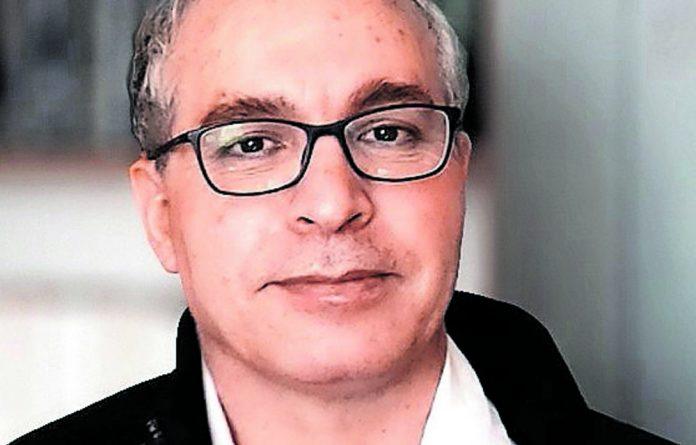 Professor Malik Maaza