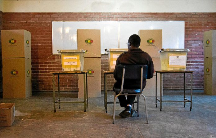 Suspect watchdog: The Zimbabwe Electoral Commission is staffed by senior security officials.