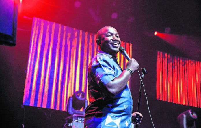 Hannibal Buress brings his laidback brand of humour to the Comedy Central International Festival in South Africa.