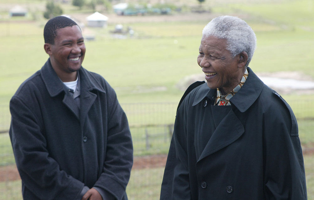 Mandela an embodiment of strength, says Mandla Mandela - The Mail & Guardian