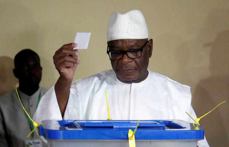 Mali in presidential runoff in shadow of security crisis