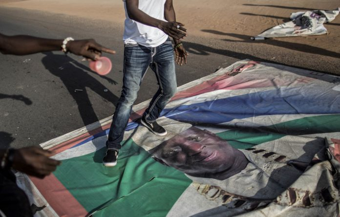 Unfree: Gambia's citizens need to accept lesbian