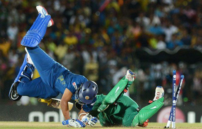 Sri Lanka cricketer Tillakaratne Dilshan