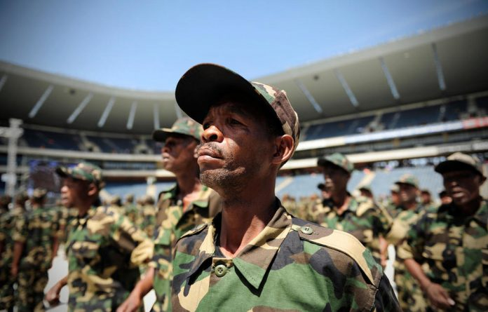 The SA National Defence Union says the SANDF has dismissed 500 soldiers placed on special leave after their participation in an illegal march in 2009.