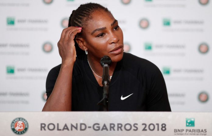 Serena Williams announced at a press briefing on Monday that she would be withdrawing from the french Open