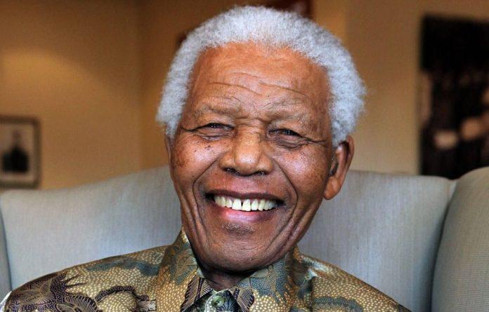 Former president Nelson Mandela is in good health
