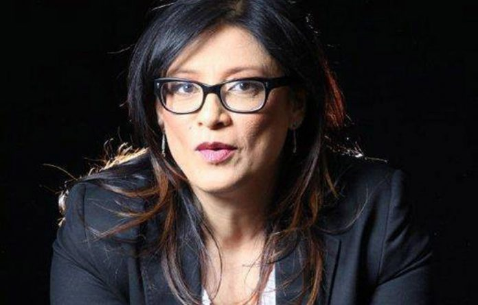 Karima Brown.
