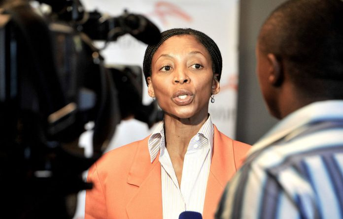 Nonkululeko Nyembezi-Heita will quit as chief executive officer of ArcelorMittal South Africa on February 18