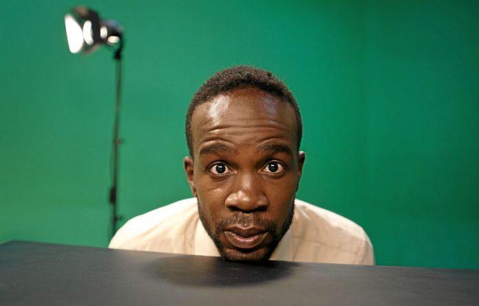 David Kibuuka.