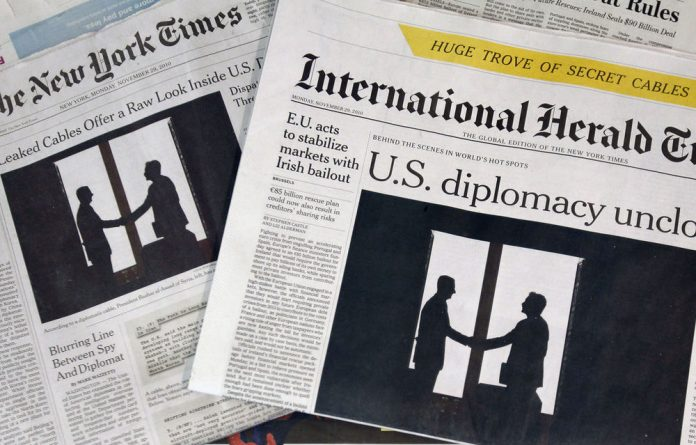 The New York Times Corporation has rebranded its 125-year-old