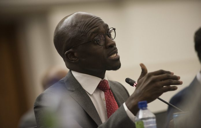 Home Affairs Minister Malusi Gigaba says he refused to give in to the blackmailing and extortion attempts.