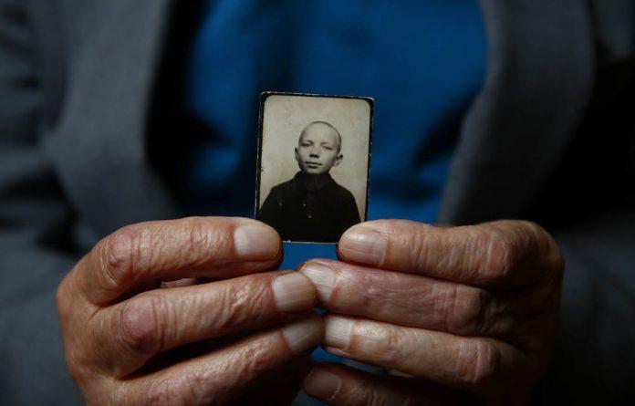 History lesson: Auschwitz death camp survivor Stefan Sot.