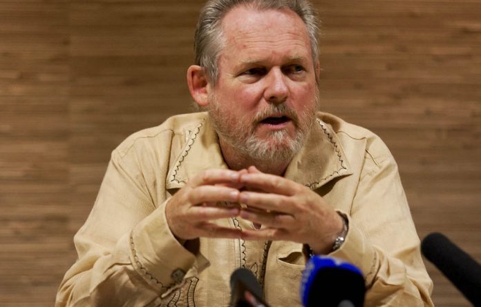 Trade and Industry Minister Rob Davies.