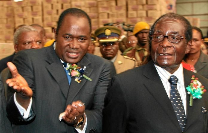 Zimbabwe's Reserve Bank governor Gideon Gono has always tried to please President Robert Mugabe